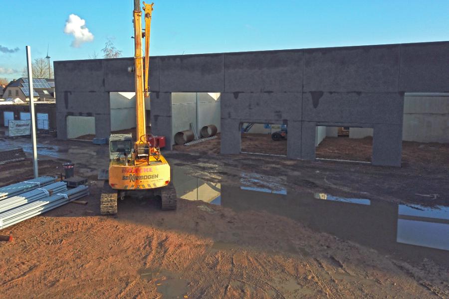 Laatste KMO-unit (500m²) vlakbij op-en afritten R4-Oostakker