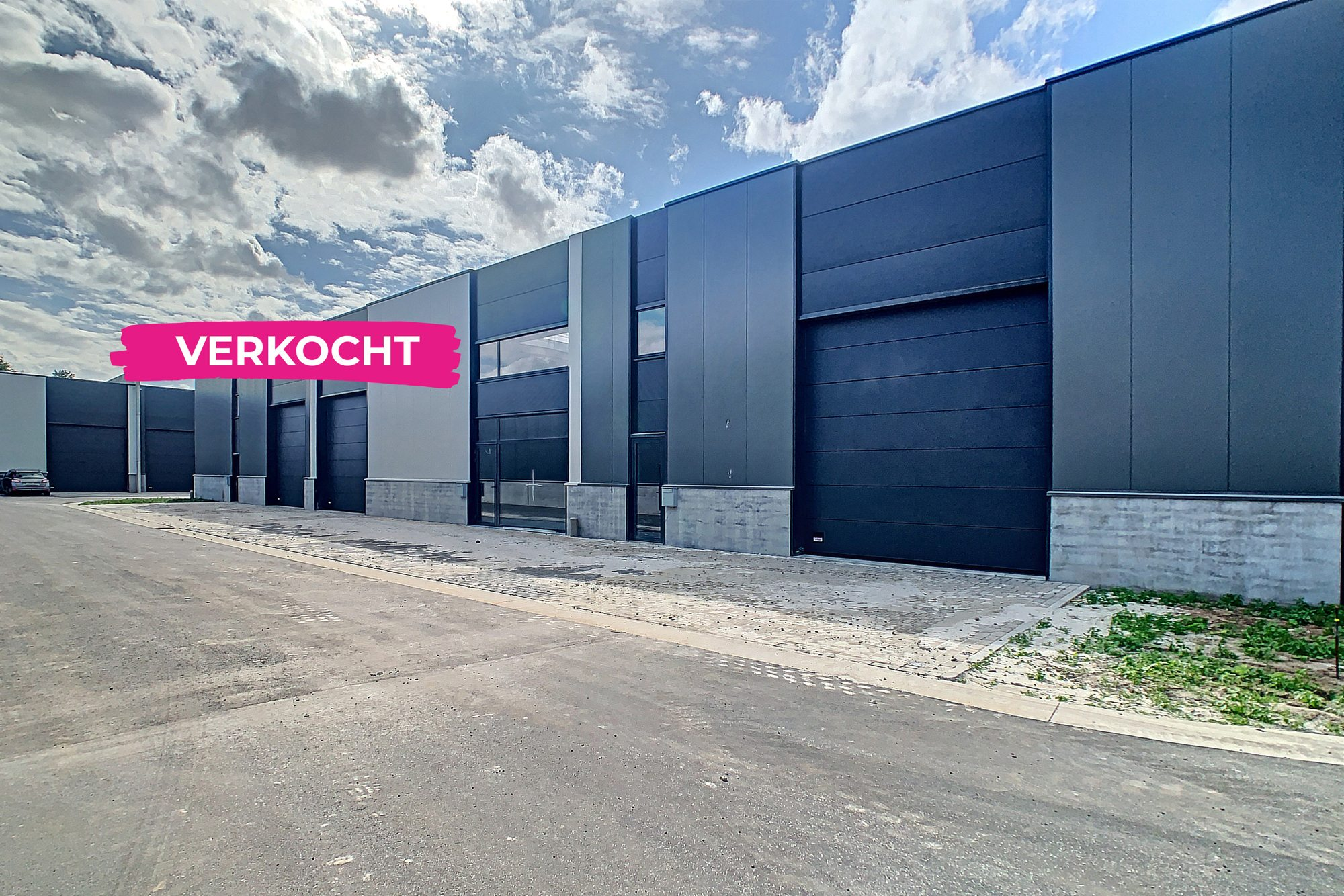 Vergotuinen breidt uit met KMO-unit te Wielsbeke